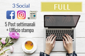 Offerta social media marketing full